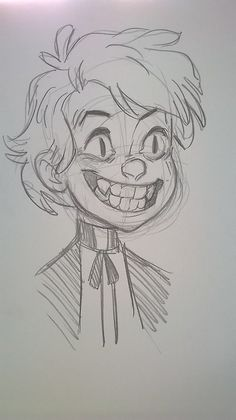 halfys: Bipper you are my new favorite thing. Little fangs for your perfect insanity.