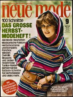 Neue Mode 09.1976 in Bücher, Zeitschriften, Lifestyle & Mode | eBay