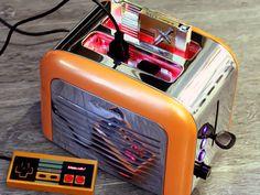 Grille-pain + NES = NESGRILLEPAIN   NeozOne