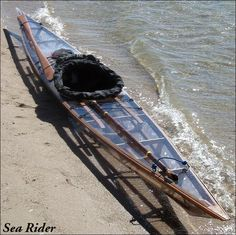 Folding Kayak Designs by Tom Yost