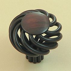 Cornwall Birdcage Oil-Rubbed Bronze Cabinet Knobs (Pack of 25) - Overstock