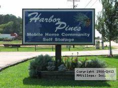 Harbor Pines Mobile Home Community In Ridgeland MS Via MHVillage