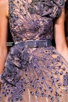 Elie Saab Fall16 Collection Details