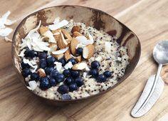 Frukosttips: Quinoapudding med kokosmjölk