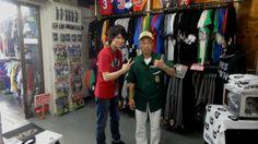【新宿2号店】 2014年5月2日 4大スポーツを全て観戦されるヨシダさん❢❢ スナップありがとうございます( ・∀・)また遊びに来てくださ~い☆