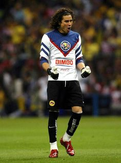Francisco Gruillermo Ochoa, Club America, Goal Keeper, Ac Ajaccion