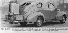 LOW-TECH MAGAZINE: Wood gas vehicles: firewood in the fuel tank