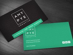 Unique and Beautiful Business Cards 9