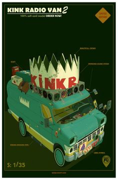 LCC: Kink Radio on the Behance Network Character Concept, Character Art, Character Design, Sunset Overdrive, Concept Art World, Colour Pallete, Visual Development, Comic Art, Illustration Art