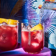 Our Best New Recipes From the Latest Issue of EatingWell Magazine Refreshing Cocktails, Classic Cocktails, Yummy Drinks, Healthy Drinks, Vodka Cocktails, Alcoholic Drinks, Fancy Drinks, Summer Cocktails, Cold Drinks