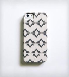 Ikat Pattern iPhone 4/4s & iPhone 5 Case | Gear & Gadgets iPhone | Red Tile Studio | Scoutmob Shoppe | Product Detail