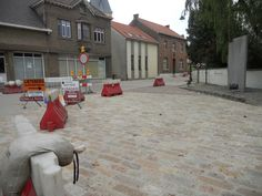 Flowpoint used in Belgian urban landscaping project