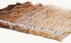 Uzbek Bleached Hair. Wholesale Uzbek Hair. | UKRHAIR