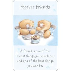 #foreverfriends #teddy #cards Friend Friendship, Friendship Quotes, Best Friend Quotes, Best Friends, Cute Images, Cute Pictures, Teddy Bear Pictures, Bear Pics, Cute Good Morning Quotes