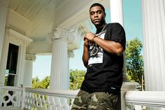 Big KRIT. The best I can describe  his work is home on an album. Always  gives that soul food. King  Remembered In Time.