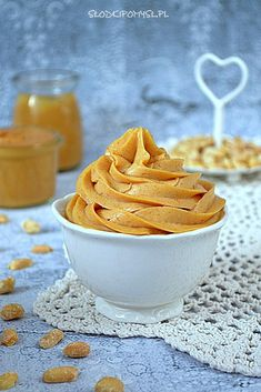 Dessert Recipes, Desserts, Flan, Mousse, Peanut Butter, Sweet Tooth, Food And Drink, Pudding, Sweets