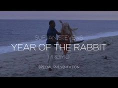 "A beachside ballet promo for ""Year of the Rabbit"" featuring Sufjan Stevens' ""Palm Sunday Tornado Hits Crystal Lake""."