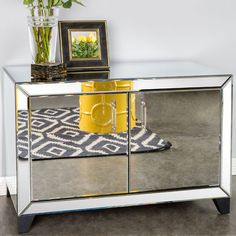 I pinned this Lily Chest from the Maison Maison event at Joss and Main!