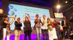"""08/10/13. FINISTERE. Handicap : l'ESAT de Plabennec remporte un 3ème prix au festival """"Regards Croisés"""" - France 3 Bretagne. http://bretagne.france3.fr/2013/10/07/handicap-l-esat-de-plabennec-remporte-un-3eme-prix-au-festival-regards-croises-333293.html"""
