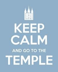 Go to the Temple