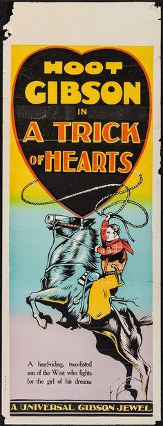 1928 - A TRICK OF HEARTS - B. Reeves Eason - (Australia)