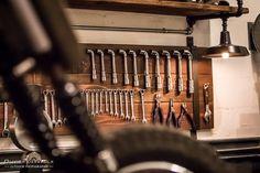 LA Store - Heroes Motorcycles #motorcycleculture #culturamotera | caferacerpasion.com