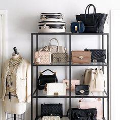 Bag or bookshelf? | Jenny of Margo and Me