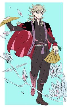 Demon Slayer, Slayer Anime, Handsome Anime Guys, Anime Demon, Me Me Me Anime, Character Concept, My Idol, Anime Art, Kawaii