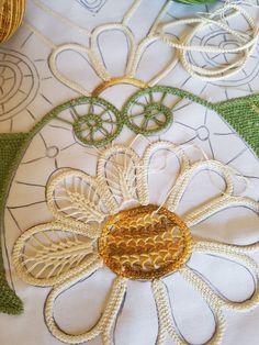 Best 10 Photos and Videos – SkillOfKing. Tatting Patterns, Embroidery Patterns, Hand Embroidery, Needle Tatting, Needle Lace, Freeform Crochet, Irish Crochet, Crochet Flowers, Crochet Lace