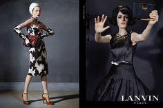 Lanvin Fall 2013 Campaign