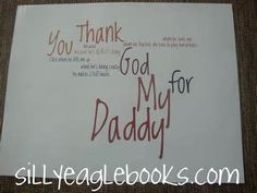 Image detail for -Profile Silhouette Tie {Father's Day {Homemade Father's Day Gifts}