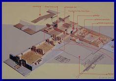 L40 Luxor Karnak Temple Map