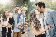 Idyllic Family Photos