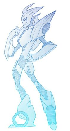 Blurr, Transformers: Animated