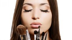 This tip made me think of you: Everyday Make Up Routine Makeup Tips For Dry Skin, Makeup Tips Foundation, How To Clean Makeup Brushes, How To Apply Makeup, Summer Makeup, Makeup Tools, Makeup Tricks, Makeup Ideas, Makeup Tips For Beginners