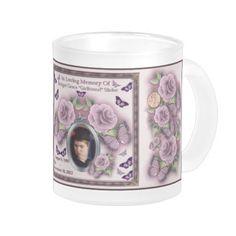 Bridget Girlfriend Pennies Heaven FrostedGlass Mug