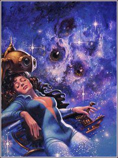 70s Sci-Fi Art: Frank Kelly Freas