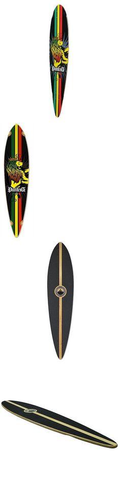Decks 165944: Rasta Graphic Longboard Pintail Skateboard Deck -> BUY IT NOW ONLY: $52.99 on eBay!
