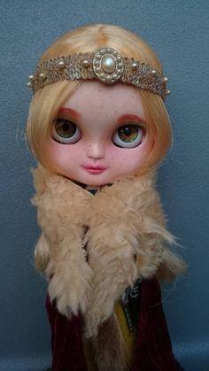 Guarda questo articolo nel mio negozio Etsy https://www.etsy.com/listing/471414135/princess-hilde-for-doll-collectors-not
