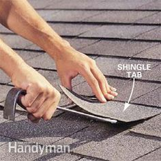 Without gutters, rain and snow melt can flood steps, entryways and sidewalks. A rain diverter solves the problem without the expense of installing gutters. House Without Gutters, Flat Roof Systems, Rain Diverter, Gutter Colors, Family Handyman Magazine, Rain Catcher, You Come And Go, Diy Gutters, Yard Drainage