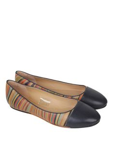 My next ballerinas will be Paul Smith :) Cute Flats, Navy Women, Paul Smith, Ballerinas, Footwear, Ballet, Pumps, Shoes, Fashion