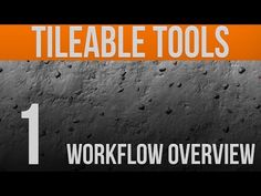 ArtStation - Tileable Tools - Workflow Overview, Lukas Patrus