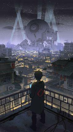 The biggest club in town cyberpunk city, cyberpunk anime, futuristic city, paisajes anime Cyberpunk City, Cyberpunk Kunst, Cyberpunk Anime, Futuristic City, Futuristic Technology, Futuristic Architecture, Wallpaper City, Sci Fi Wallpaper, Anime Scenery Wallpaper