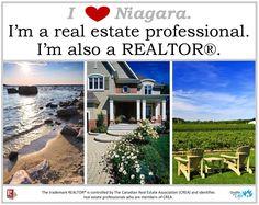#Niagara #REALTORS® show your pride by repinning!