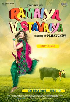 Ramaiya Vastavaiya 2013 DVDRip   720p Movies   Download mkv Movies