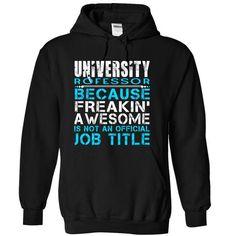 University Professor T Shirts, Hoodie. Shopping Online Now ==►…