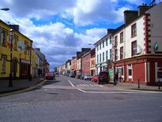The town of Swinford in County Mayo contains many historical buildings such as the Workhouse, one of the few remaining icons of the Great Famine in Ireland County Mayo, Emerald Isle, Places To See, Scenery, Street View, River, Landscape, History, City