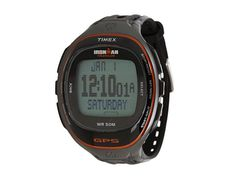 Timex Ironman® Full Size Run Trainer GPS Speed + Distance HRM Watch