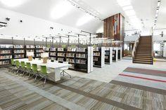 katoomba   australia   blue mountains cultural centre   public library