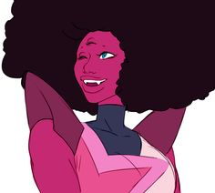 Mandatory Fun — Pearl with long hair (that'd be so weird. Is it...